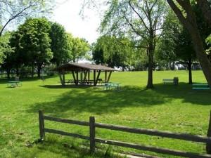 community park shelter