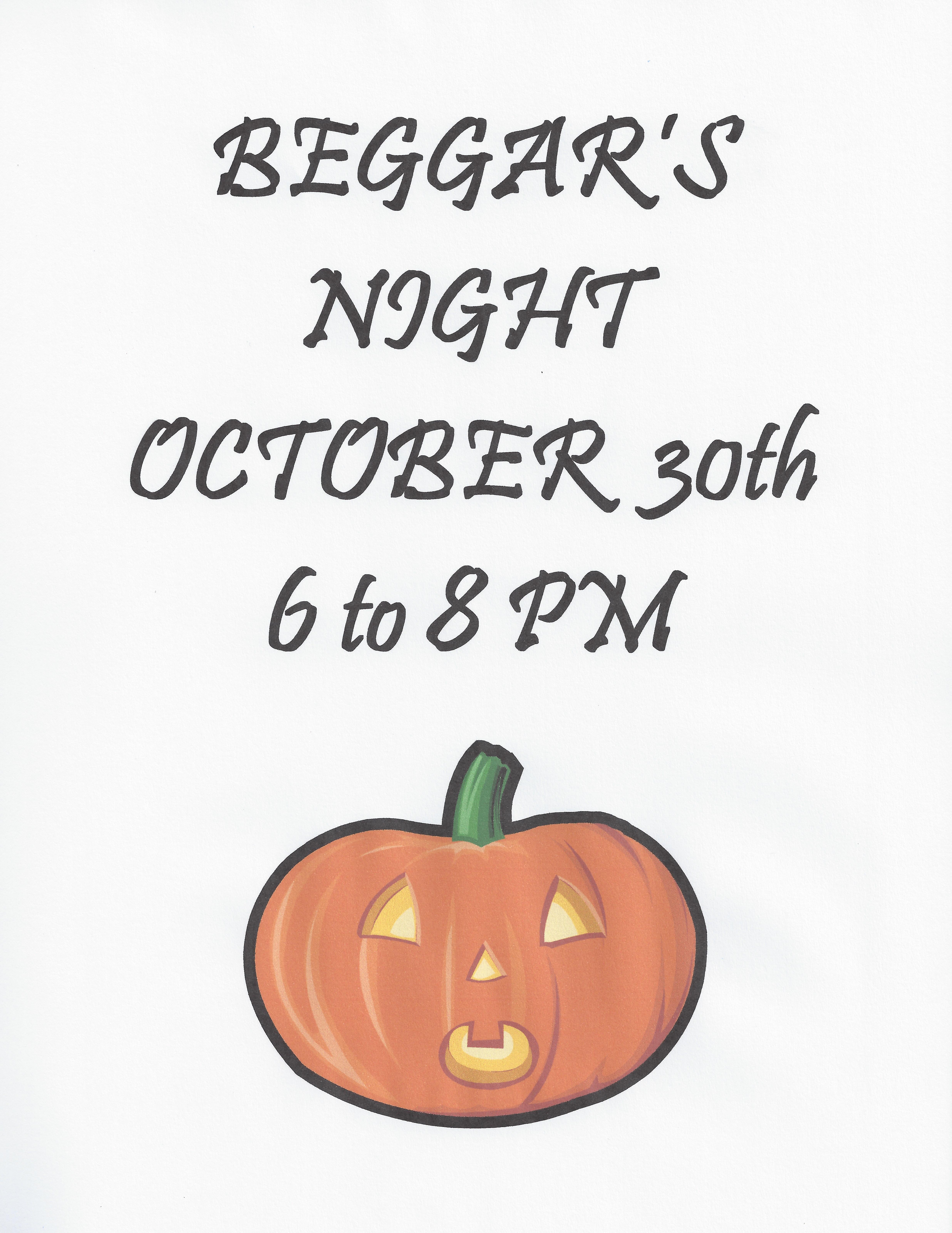 Beggar's Night