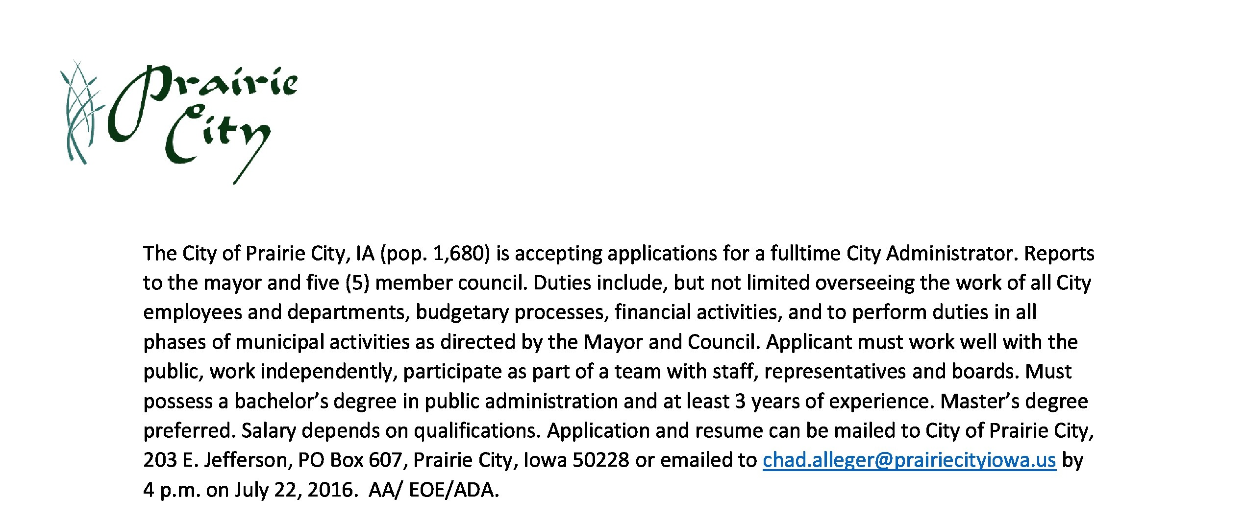 City Administrator_General Job Description-page-0