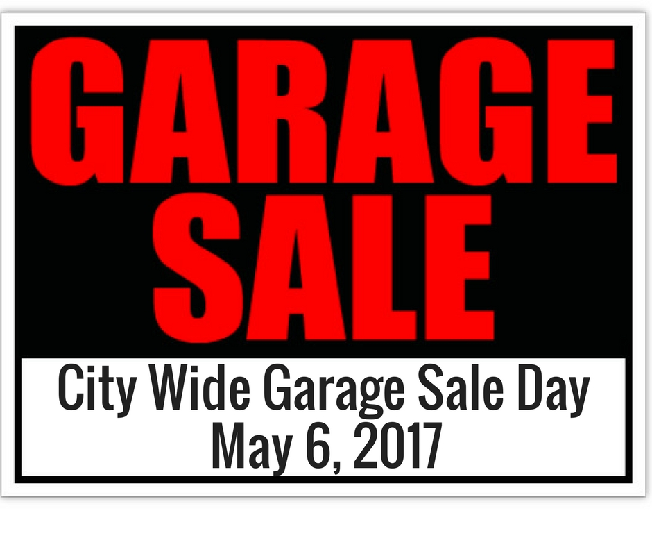 City-wide Garage Sales